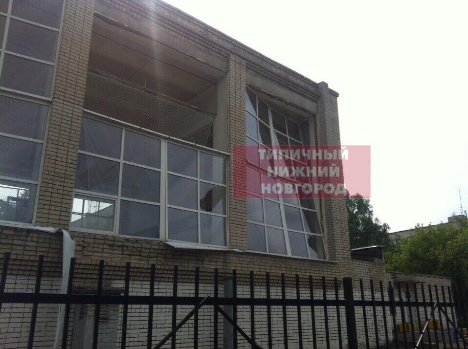 ЧП в Дзержинске: на заводе произошел взрыв 2