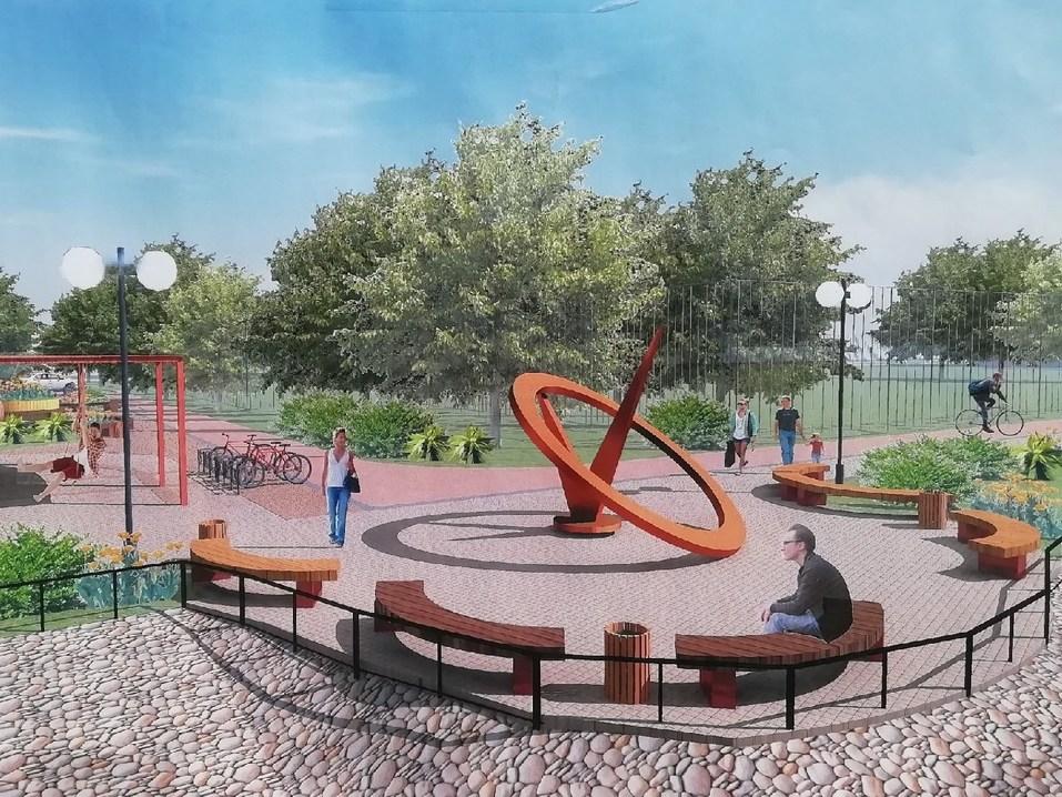 В парке «Плодушка» пустят под топор американские клёны 3