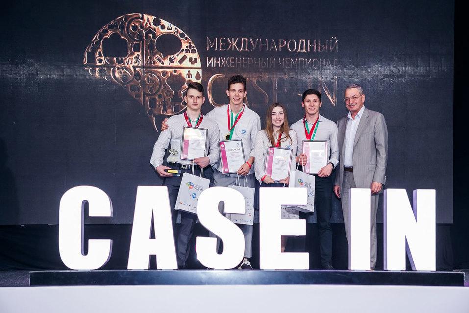 Цифровая трансформация. Команда НГТУ привезла награды из Москвы  2