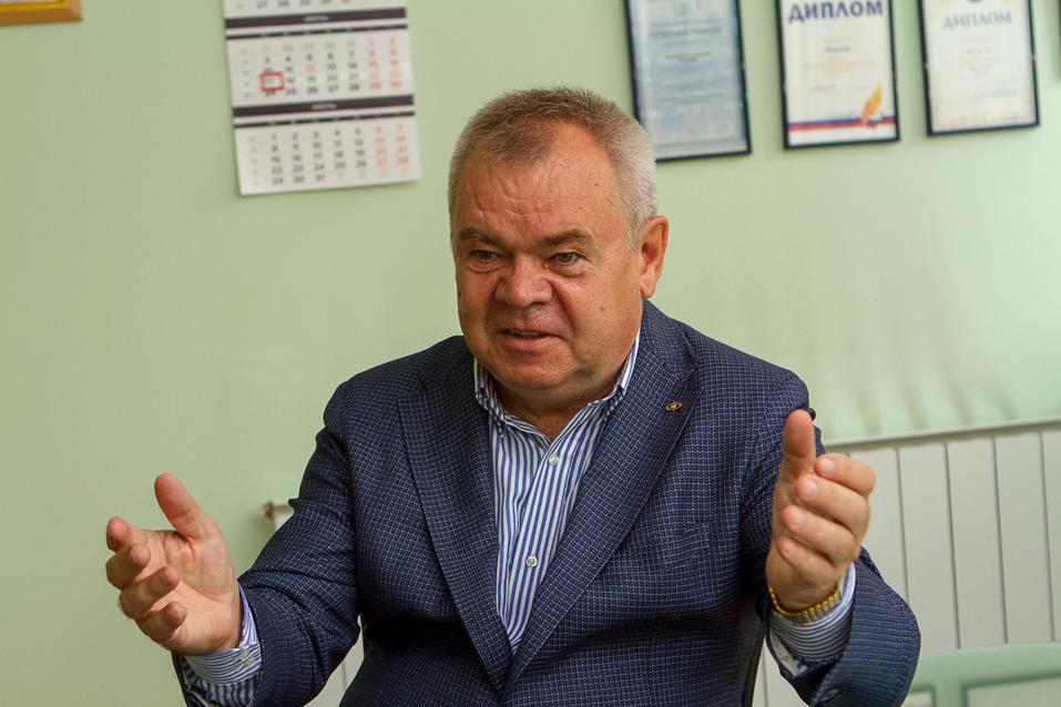 Анатолий Лебедев: «Предпринимательством заниматься из-под палки нельзя»  1
