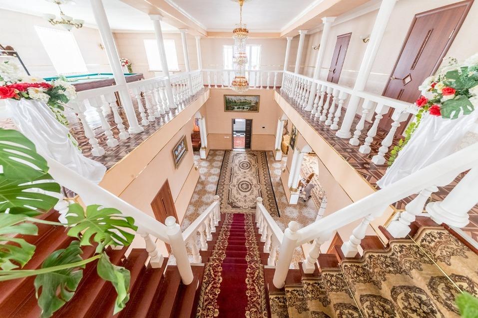 Цена особняка 16,2 млн руб.