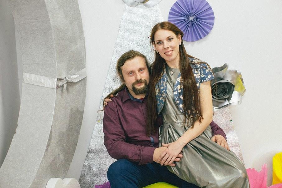 Максим и Анастасия Береновы