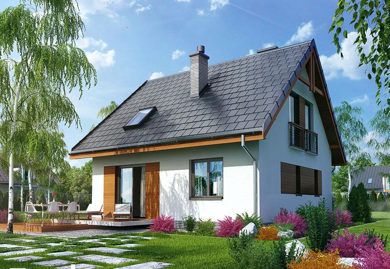 Стоимость строительства дома с мансардным этажом или двухэтажного одинакова