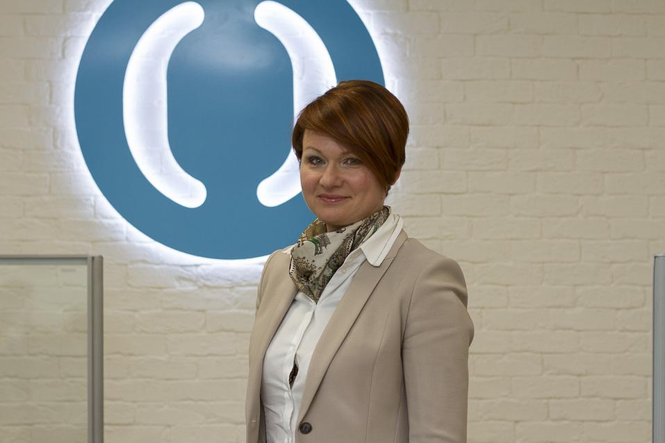 Наталья Алемасова, управляющий банка «Открытие» в Свердловской области