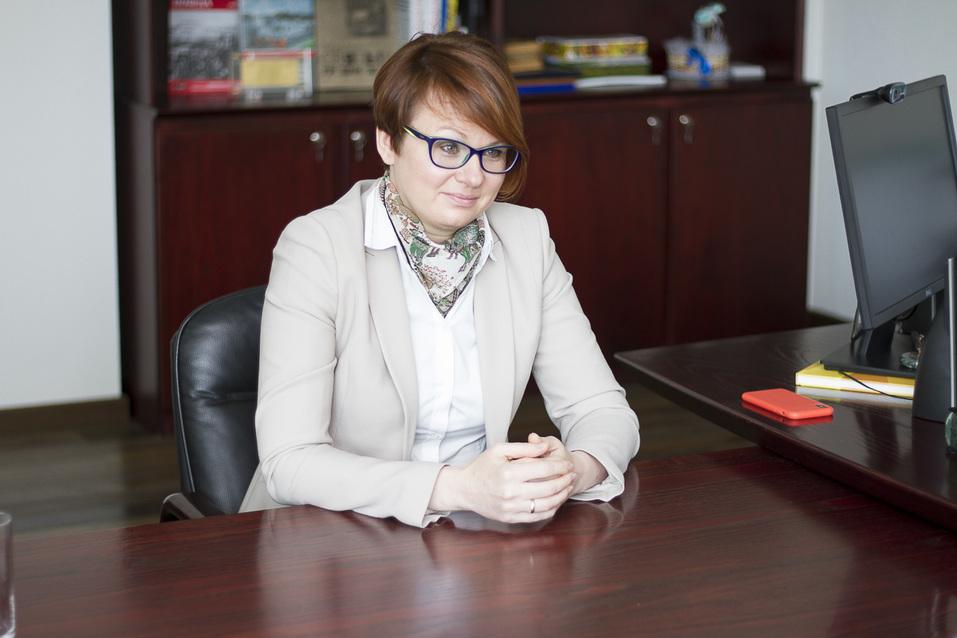 Наталья Алемасова, управляющий свердловского филиала «Открытия»