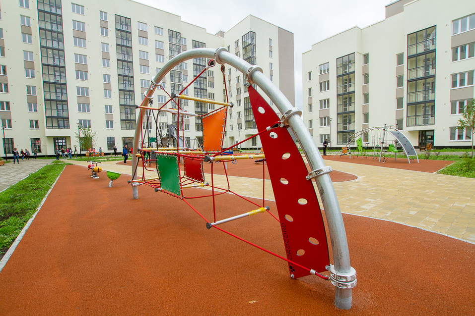 Детская площадка Kompan