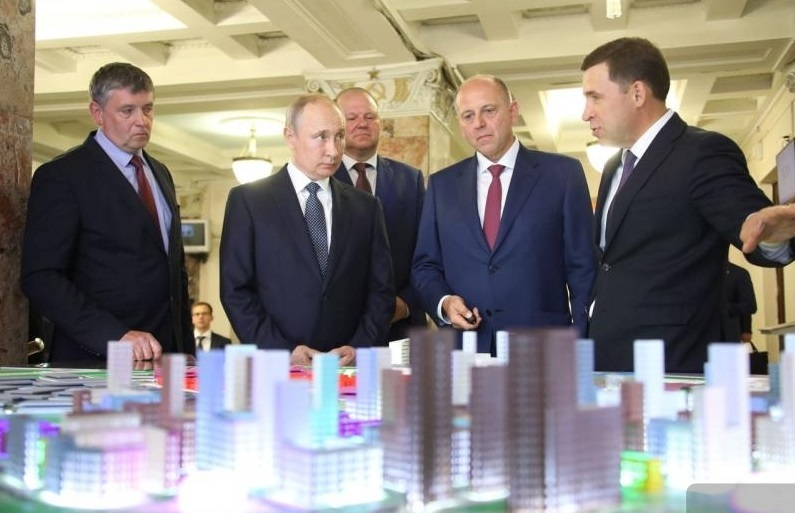 Путин одобрил. «Синара» возьмется за мегапроект, на который федералы выделят миллиарды 1