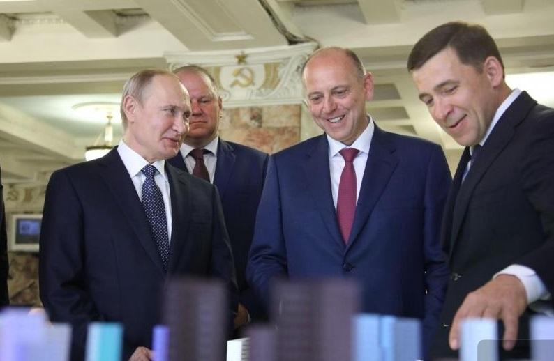 Путин одобрил. «Синара» возьмется за мегапроект, на который федералы выделят миллиарды 2