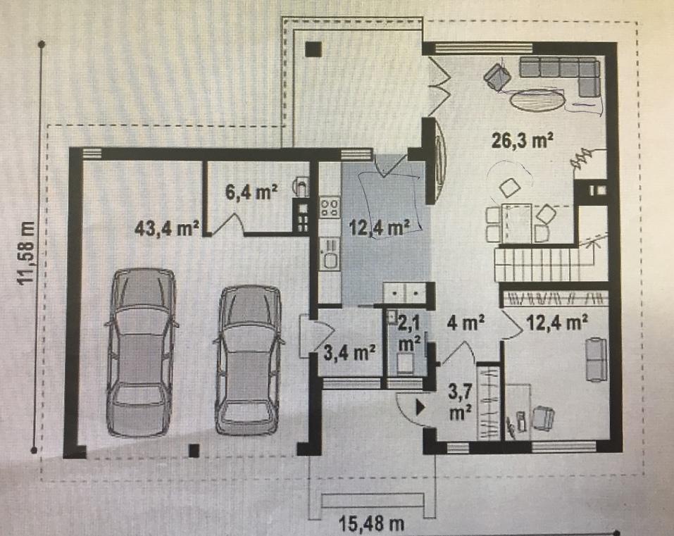 Иван Безруков: «Многие загородные дома спроектированы, как большие «хрущевки» 1