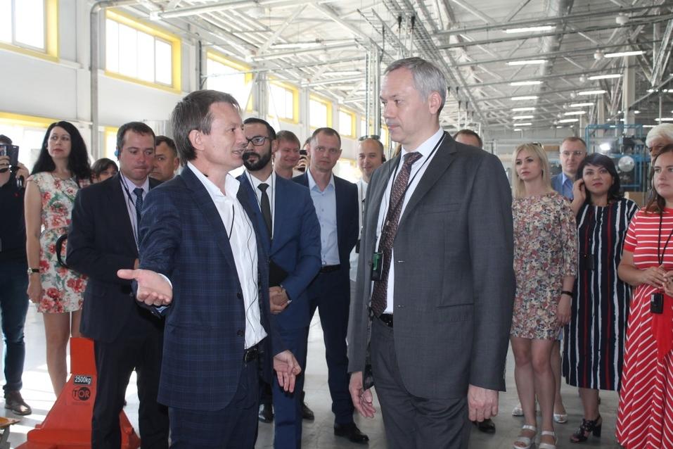 «РоссПак» открыл в ПЛП новую очередь предприятия за 212 млн руб. 1