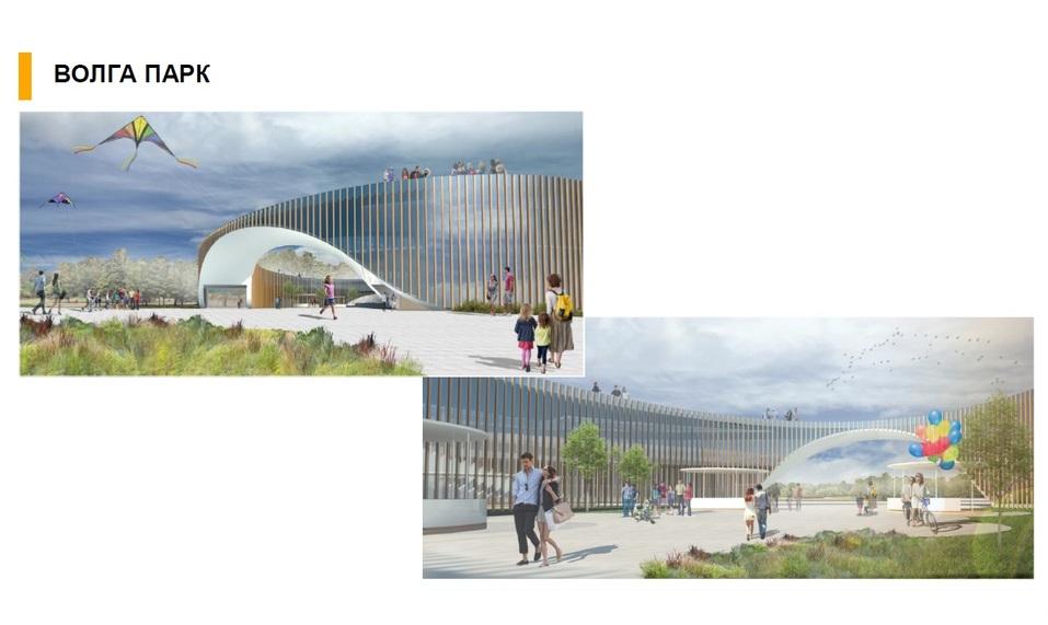 Площадь — 7 га, инвестиции — 600 млн. ГК «Города» презентовала проект семейного парка  3