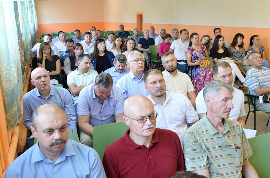 Прошло заседание членов Арзамасской ассоциации промышленников и предпринимателей  1