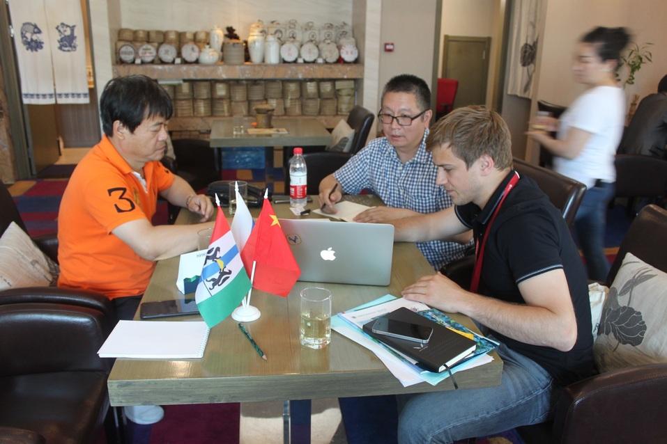 Китай — Новосибирск: когда между нами  расстояние — ноль!  5