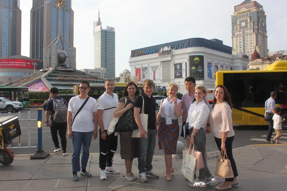 Китай — Новосибирск: когда между нами  расстояние — ноль!  8