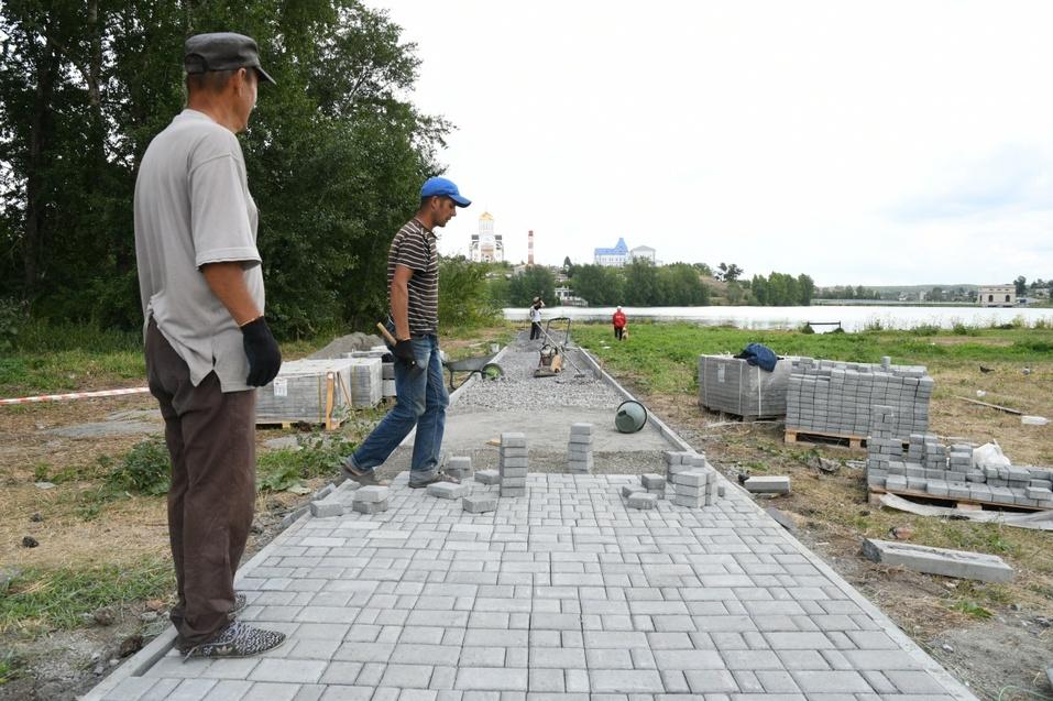 Владелец Теле-клуба построит в Ревде пляж с лежаками и оздоровительным центром 3