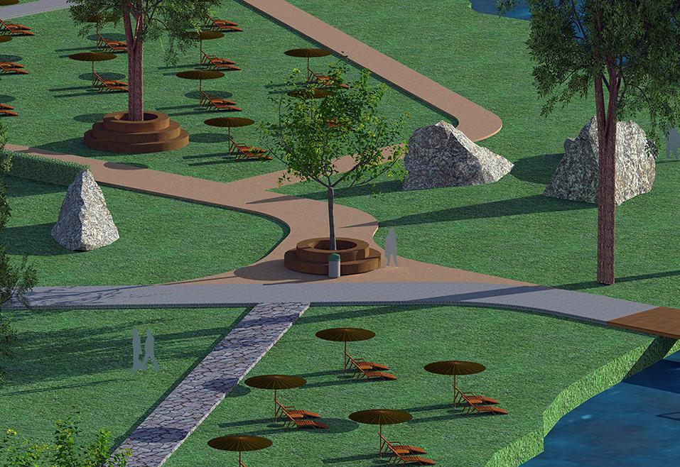 Владелец Теле-клуба построит в Ревде пляж с лежаками и оздоровительным центром 1