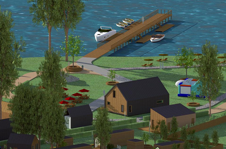 Владелец Теле-клуба построит в Ревде пляж с лежаками и оздоровительным центром 2