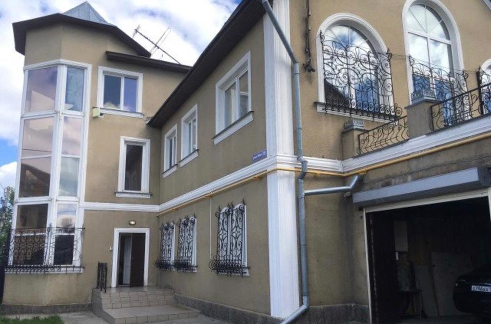 резиденция Тяна