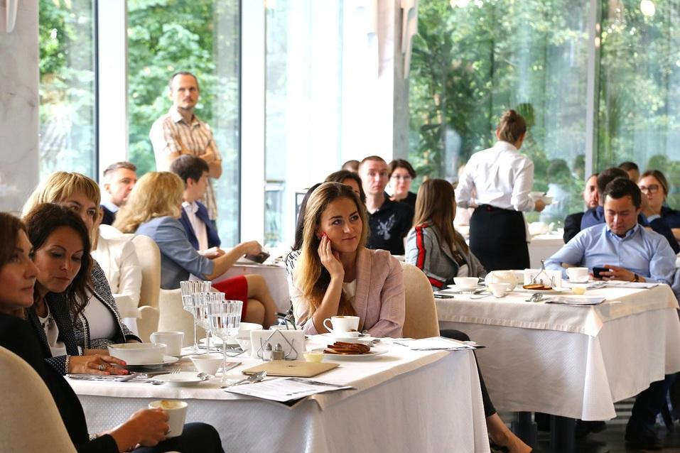 Как прошел бизнес-завтрак «Делового квартала»? Фотоотчет 7