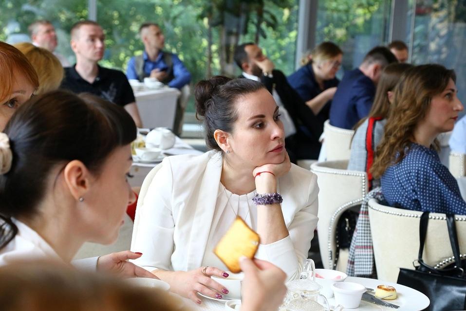 Как прошел бизнес-завтрак «Делового квартала»? Фотоотчет 9