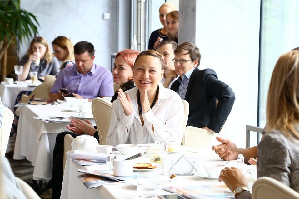 Как прошел бизнес-завтрак «Делового квартала»? Фотоотчет 10