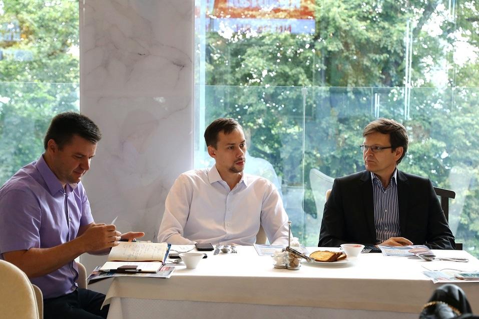 Как прошел бизнес-завтрак «Делового квартала»? Фотоотчет 13