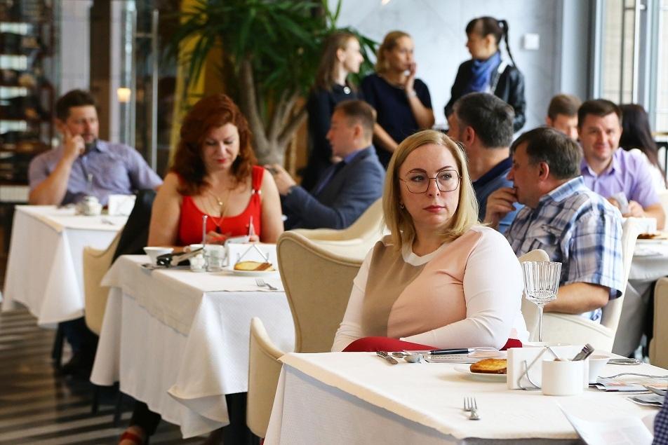 Как прошел бизнес-завтрак «Делового квартала»? Фотоотчет 14