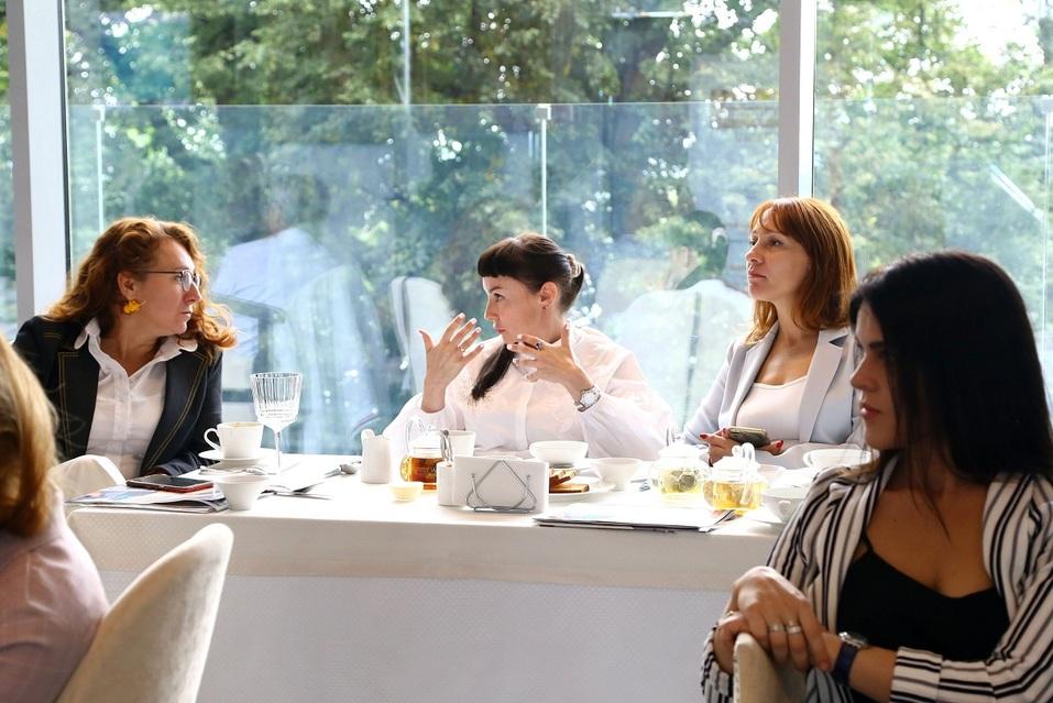 Как прошел бизнес-завтрак «Делового квартала»? Фотоотчет 17