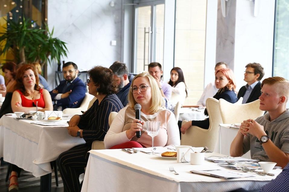 Как прошел бизнес-завтрак «Делового квартала»? Фотоотчет 18