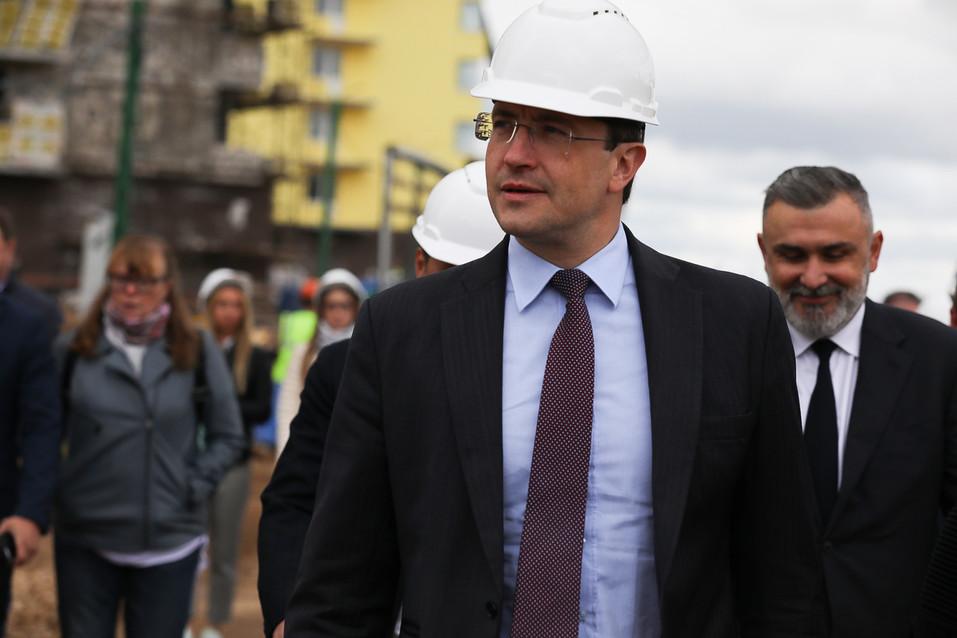 Обманутые дольщики 25 домов ЖК «Новинки Smart City» получат свое жилье к 2021 г. 1