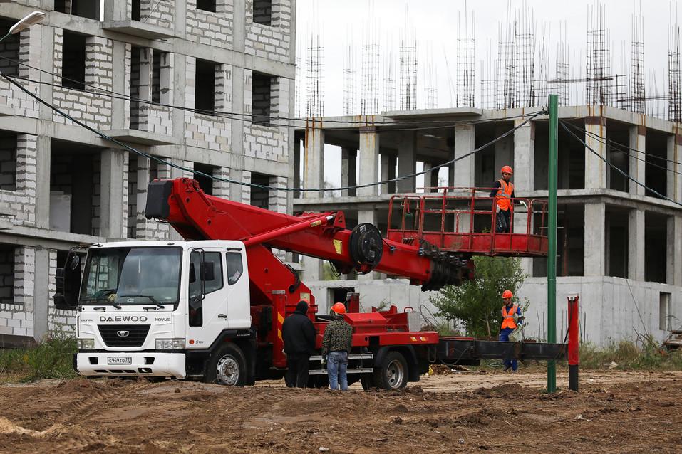 Обманутые дольщики 25 домов ЖК «Новинки Smart City» получат свое жилье к 2021 г. 2