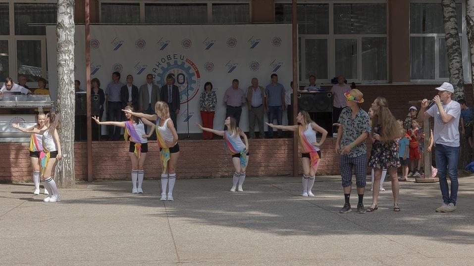 «Сегодня «Ждановец» — это бренд». Крупнейший студенческий лагерь страны отметил юбилей 7