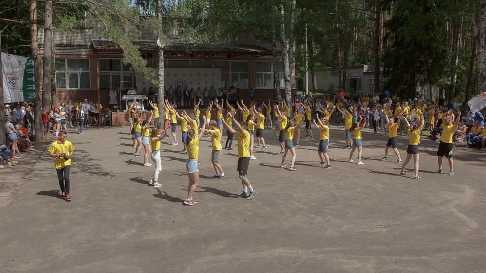 «Сегодня «Ждановец» — это бренд». Крупнейший студенческий лагерь страны отметил юбилей 8