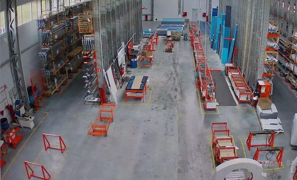 Строится производственная площадка в Нижнем Новгороде