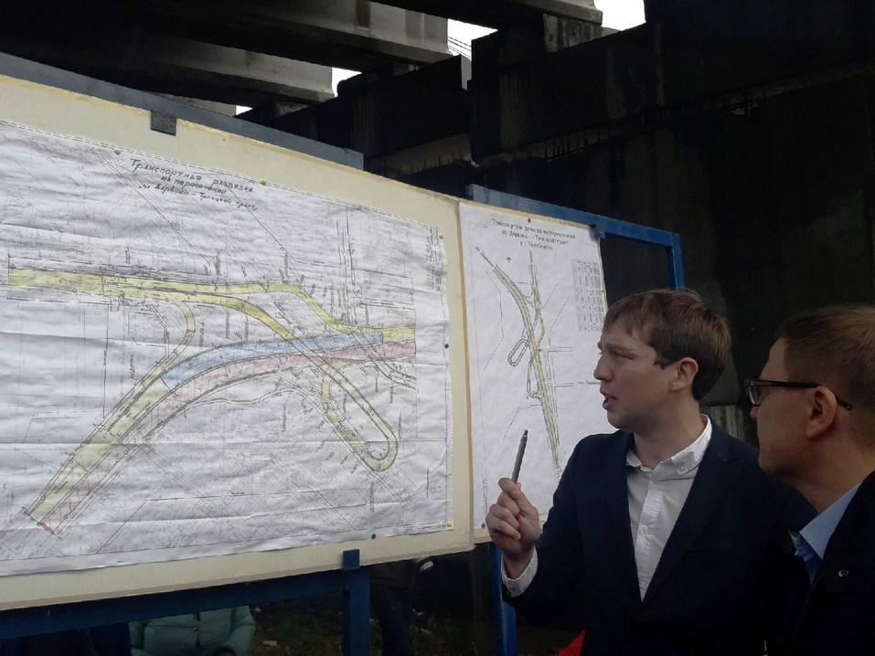 «Неполное решение»: в Челябинске назвали сроки открытия нового моста на Троицком тракте 1