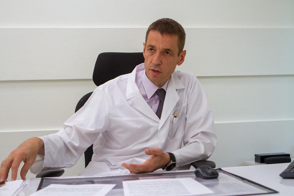 «Они нам конкуренты». Главный врач ОДКБ — о частных роддомах, молодых врачах и бизнесе  2