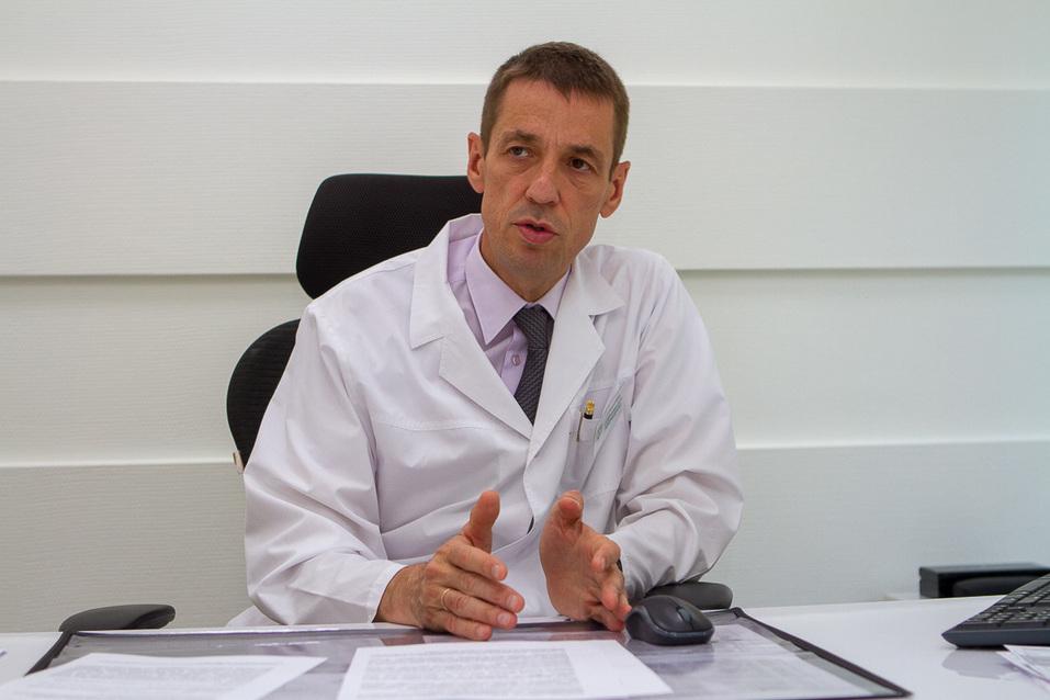 «Они нам конкуренты». Главный врач ОДКБ — о частных роддомах, молодых врачах и бизнесе  3