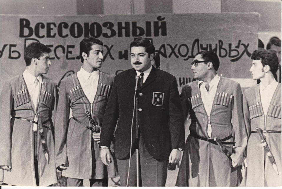 """Команда КВН """"Парни из Баку"""""""