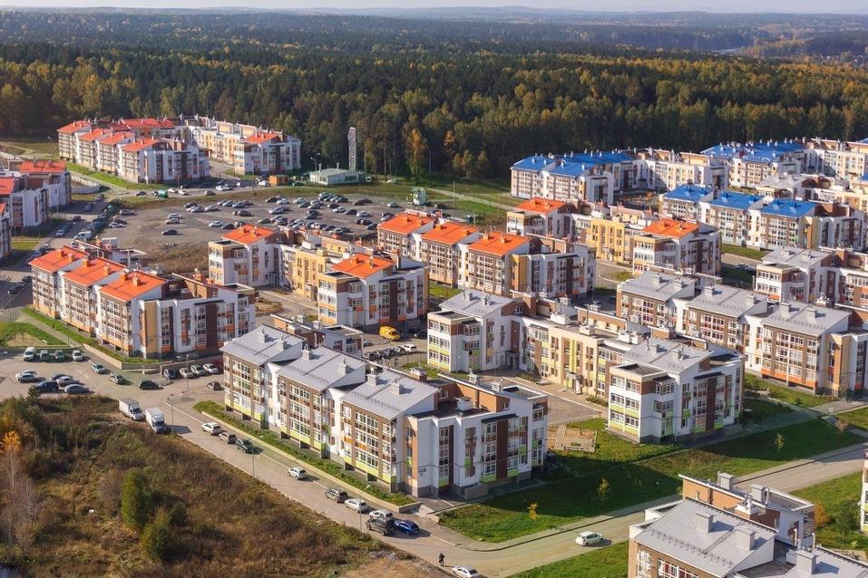ЖК Мичуринский