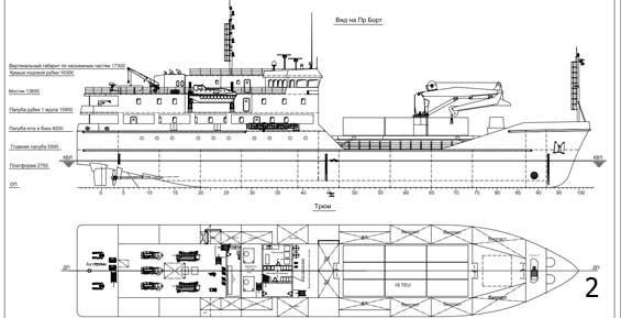 Важный заказ. Старейшая судоверфь региона построит паром более чем за 1,3 млрд руб. 1