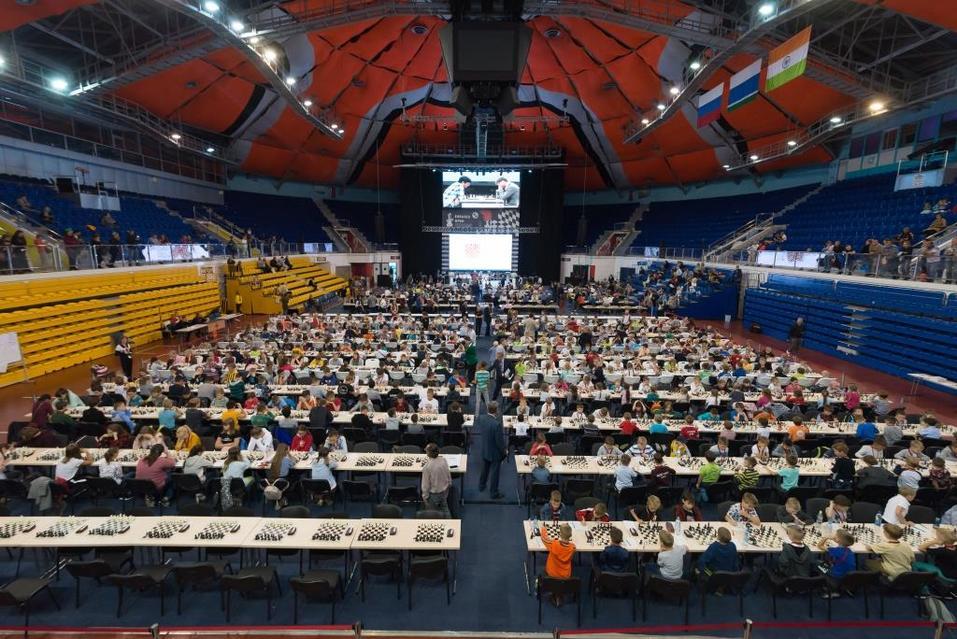 Чемпионат Eurasia Open 2019