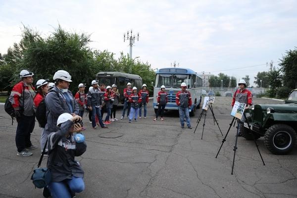 Магический алюминий: на КрАЗе прошел мастер-класс по фотографии 4