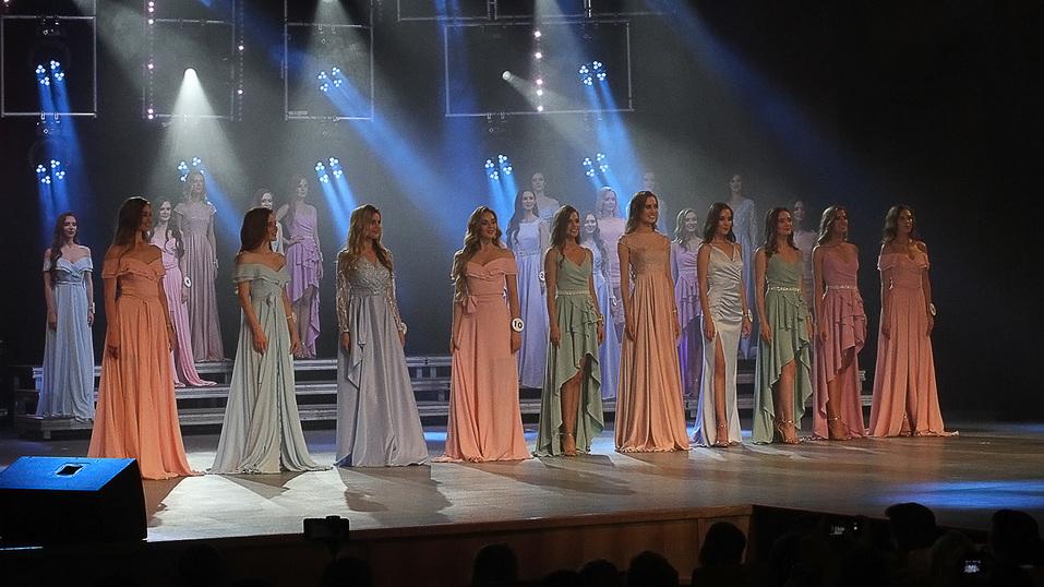 «Мисс Екатеринбург-2019», вечерние платья