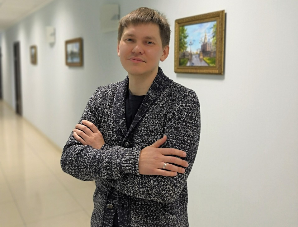 Олег Федорченко, банк «Нейва»