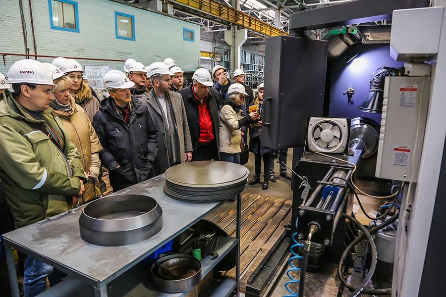 Производственники со всей России соберутся на СибПроФоруме-2019 1