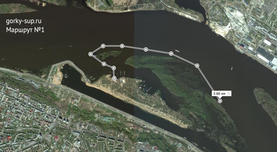 Модный отдых: куда в Нижегородской области можно сплавать на SUP-серфе?   2