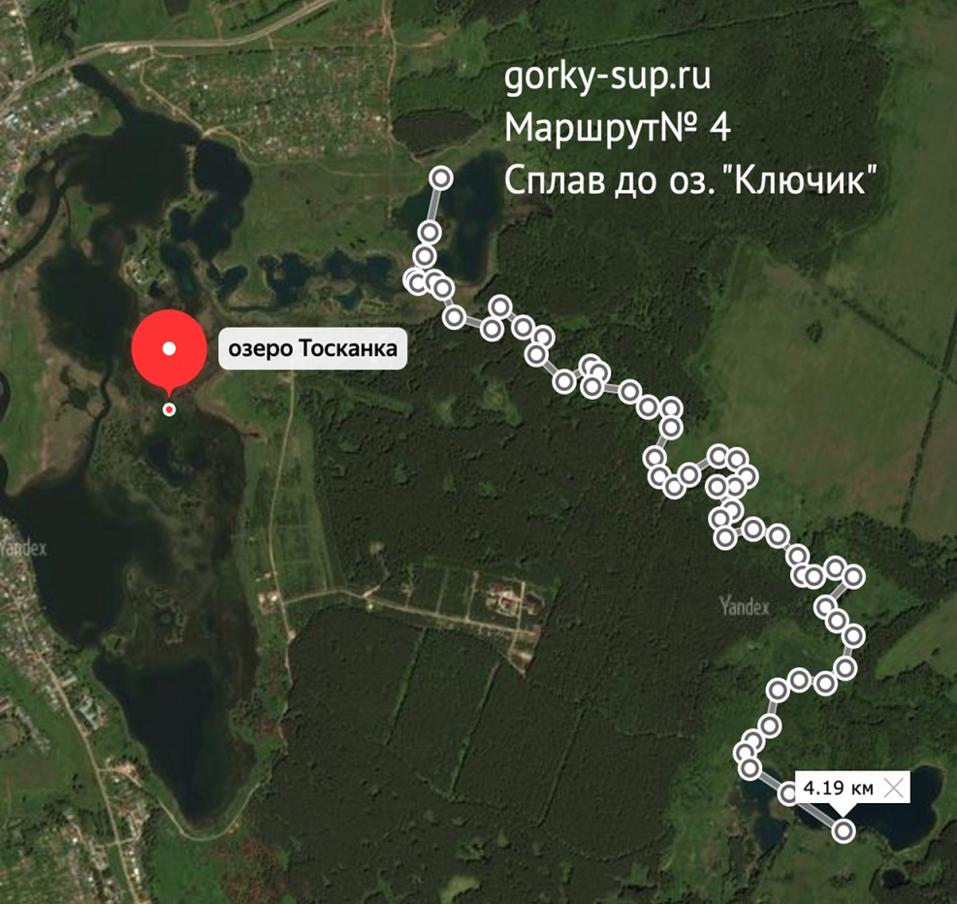 Модный отдых: куда в Нижегородской области можно сплавать на SUP-серфе?   5