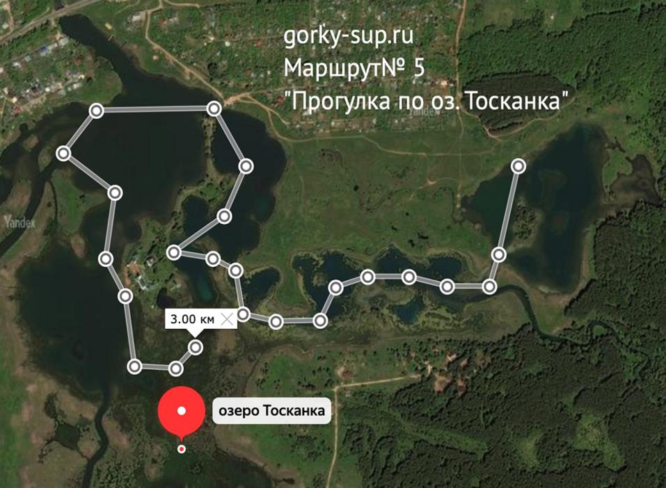 Модный отдых: куда в Нижегородской области можно сплавать на SUP-серфе?   7