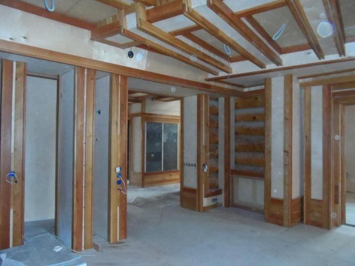 Комната для прислуги и библиотека. На продажу выставлена вилла за 123 млн руб. 2