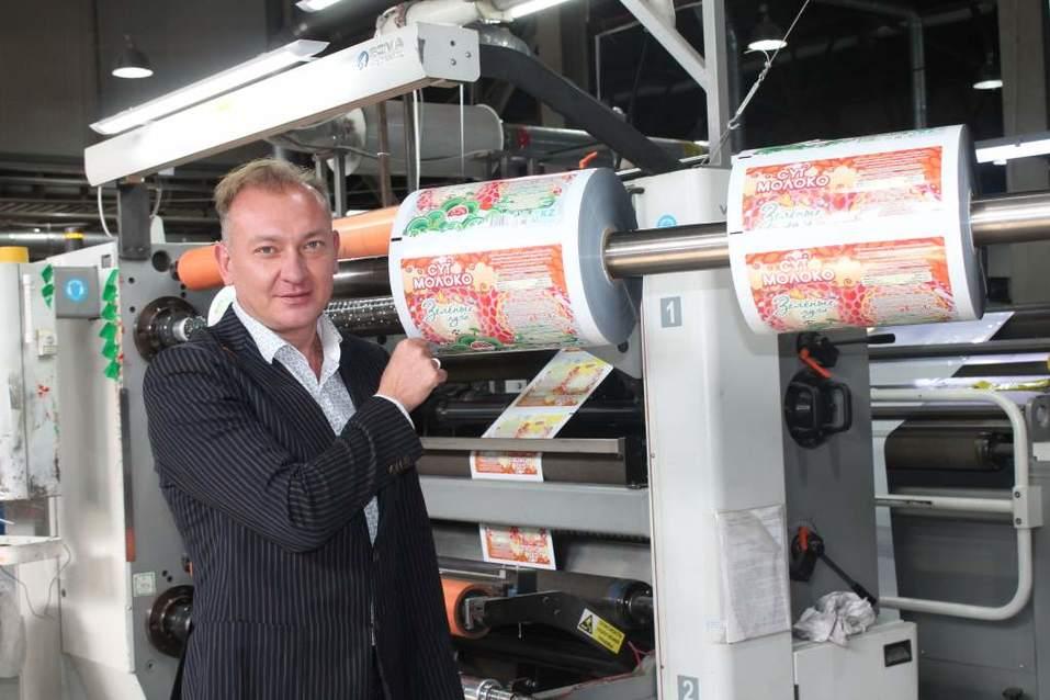 Новая производственная линия позволила предприятию «Нео-Пак» выйти в новые сегменты рынка 4